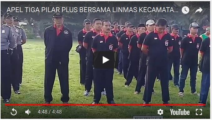 APEL 3 PILAR DALAM KESIAPAN PENGAMANAN PILKADA 2018 DI LAP. WINONGO